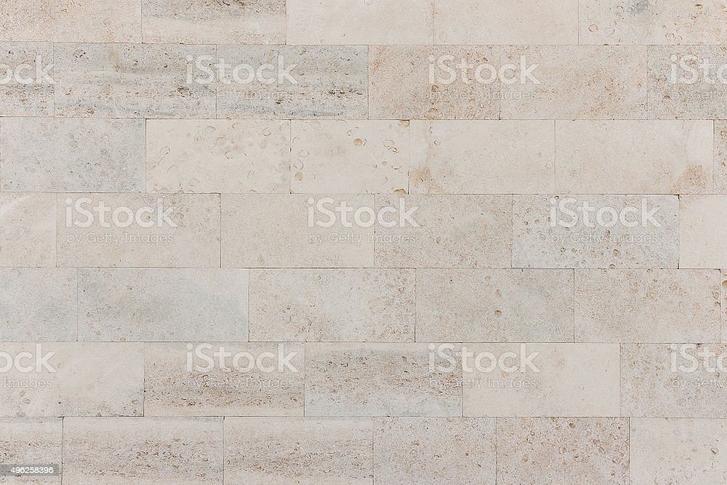 Old wall with natural pattern, marble tile. stock photo