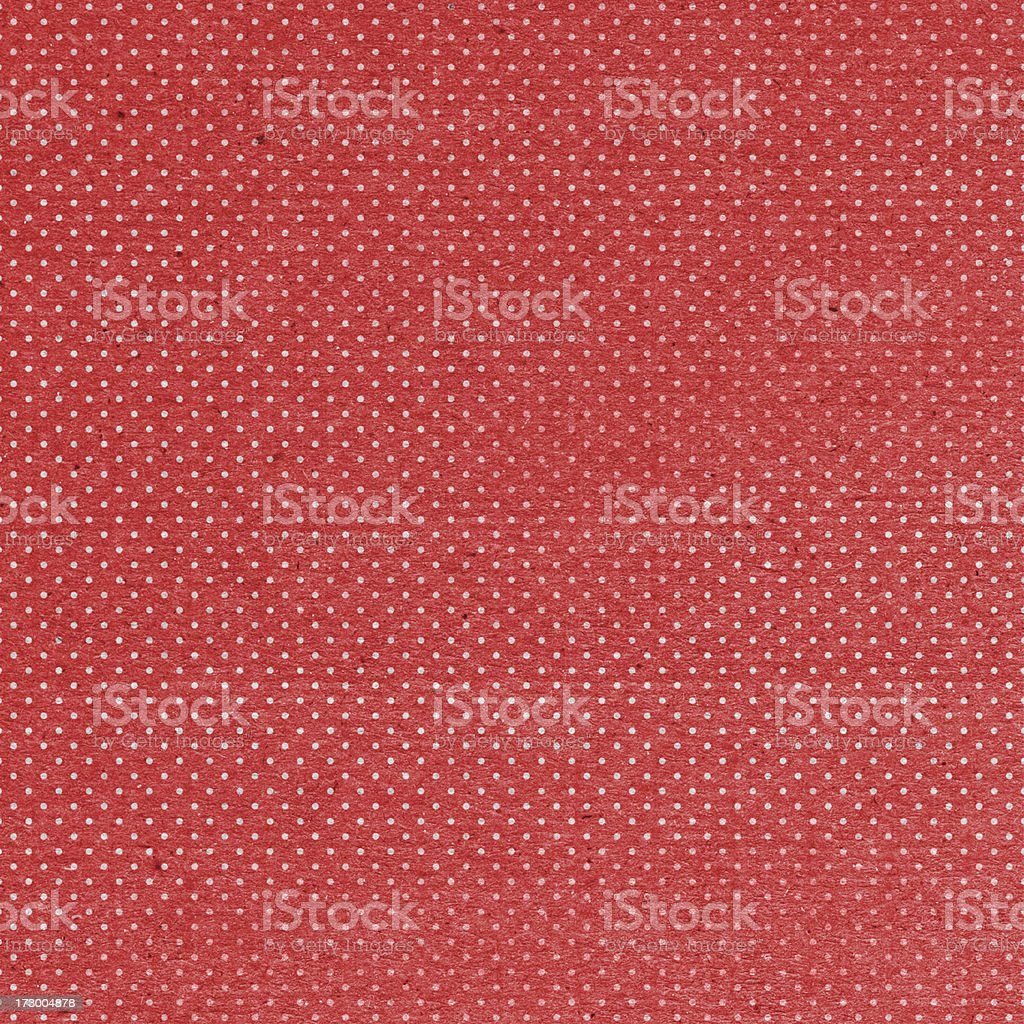 old wallpaper with dot pattern royalty-free stock photo
