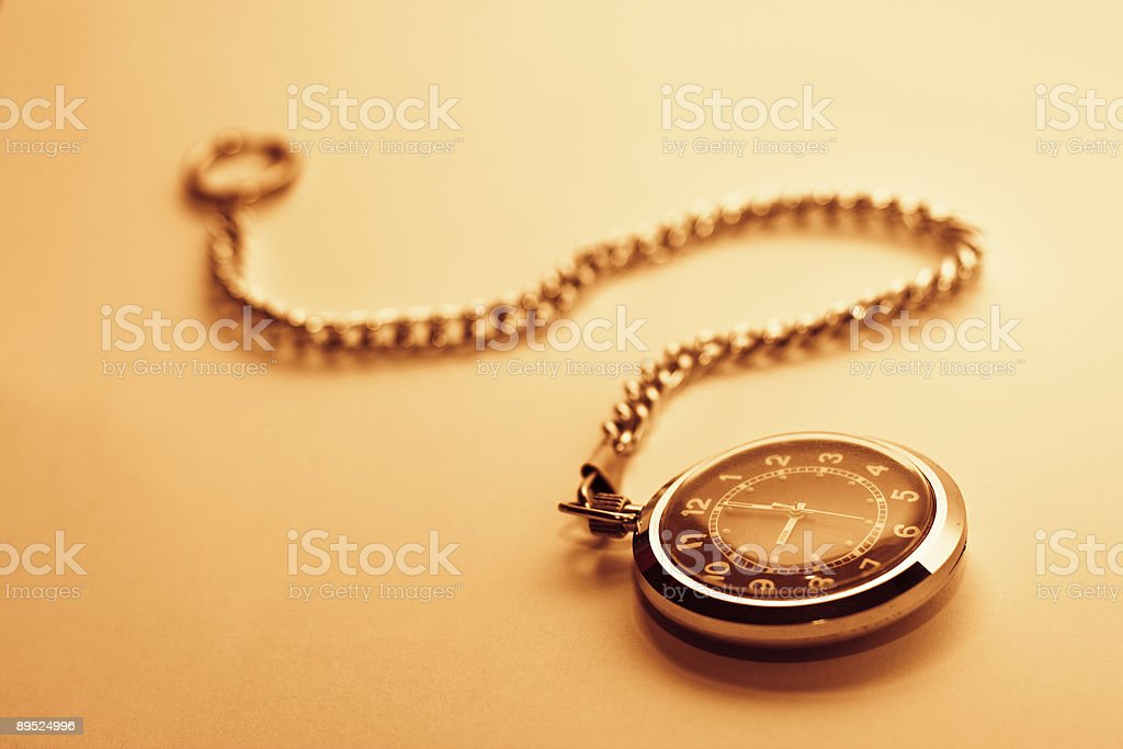 Old watch royalty-free stock photo