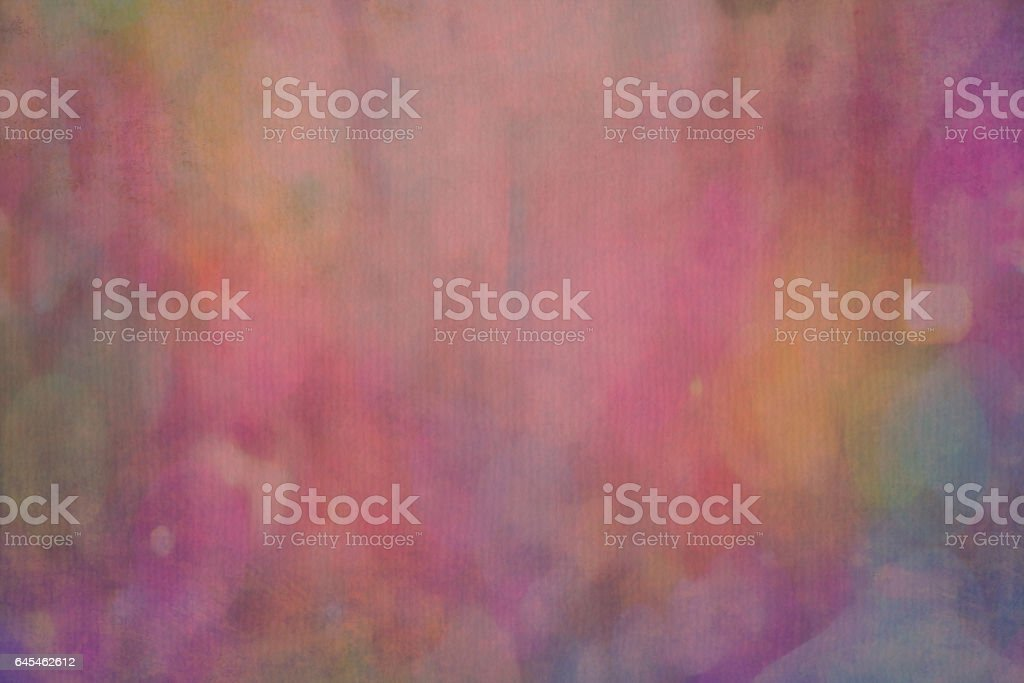 Old watercolor paper background stock photo
