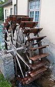 Old Watermill Wheel
