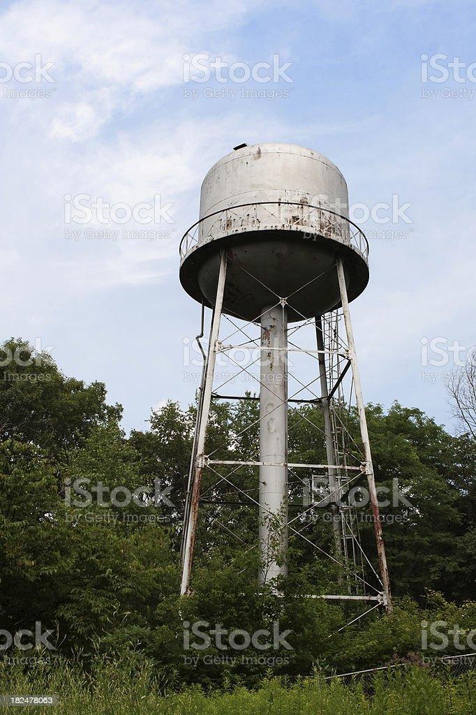 Old Watertower stock photo