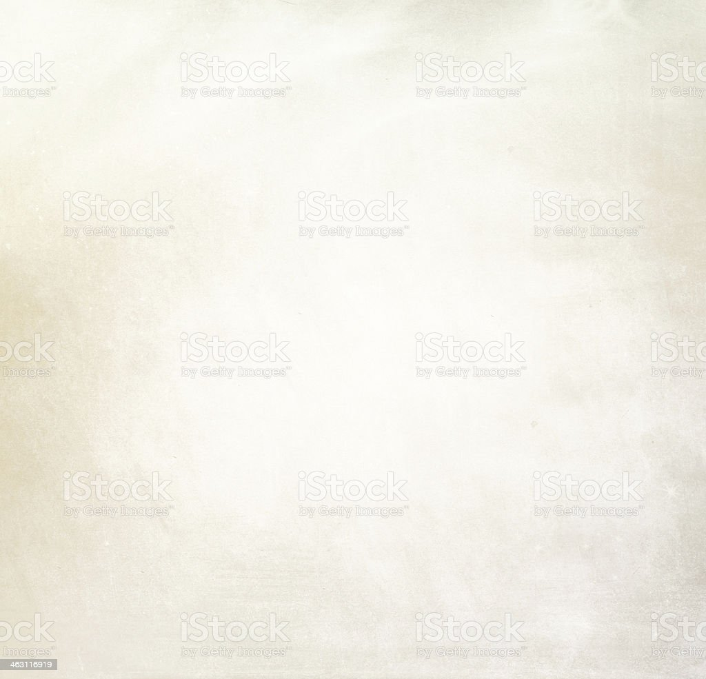 Old white paper texture background vector art illustration