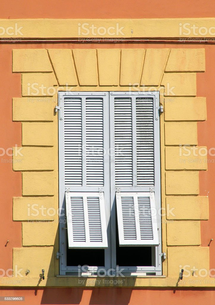 Altes Fenster 3 stock photo