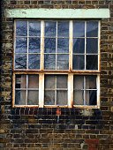 Old Window Panes