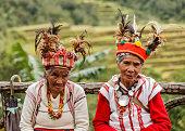 old women ifugao-philippines