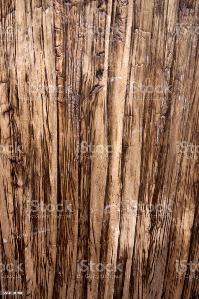 Old Wood Detail stock photo