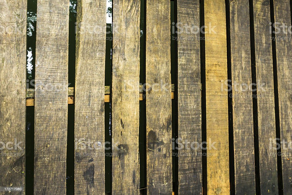 old wood plank background royalty-free stock photo