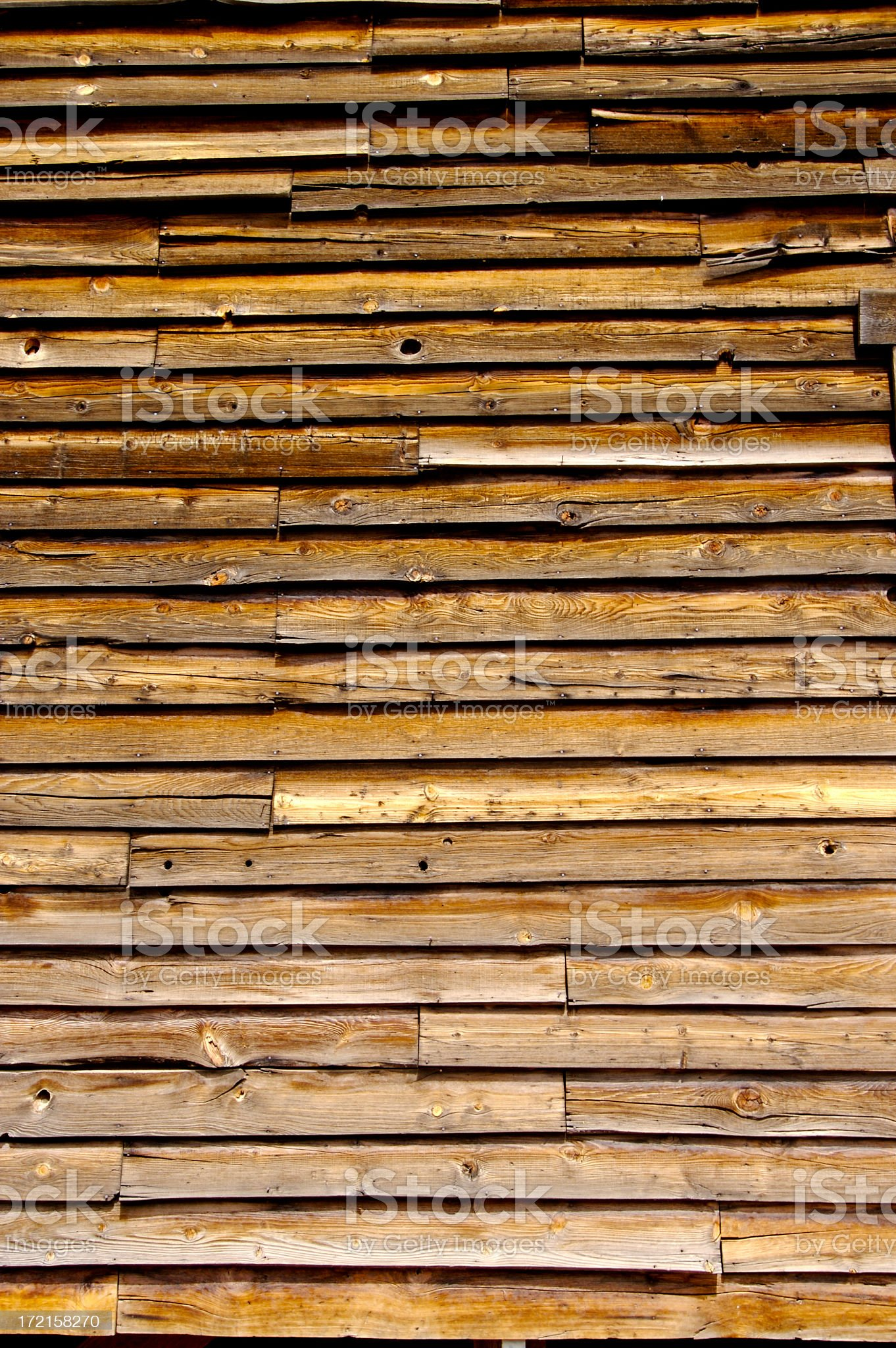 Old Wood Planks royalty-free stock photo