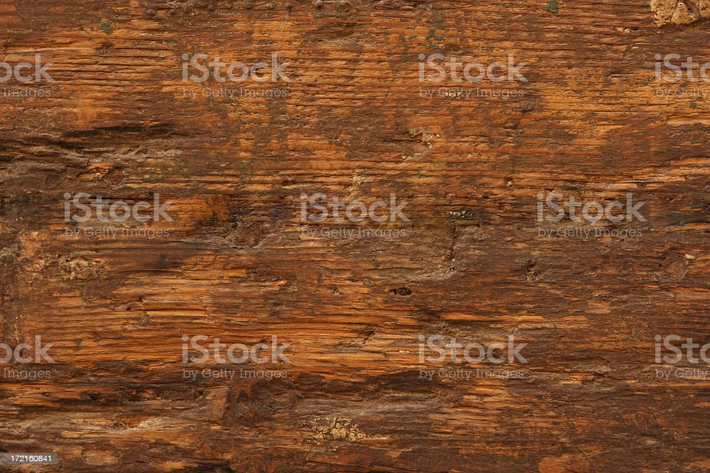 Old Wood Surface royalty-free stock photo