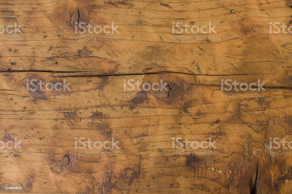 Old Wood table panel stock photo