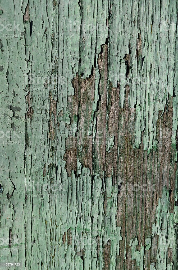 Velha textura de madeira foto royalty-free