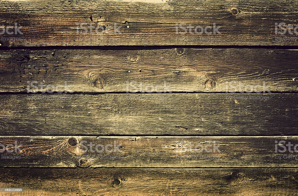 Old wood wall royalty-free stock photo