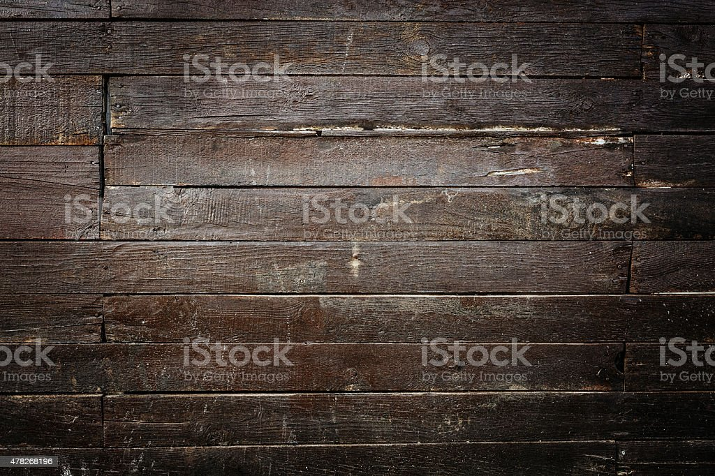 Old wooden background. stock photo