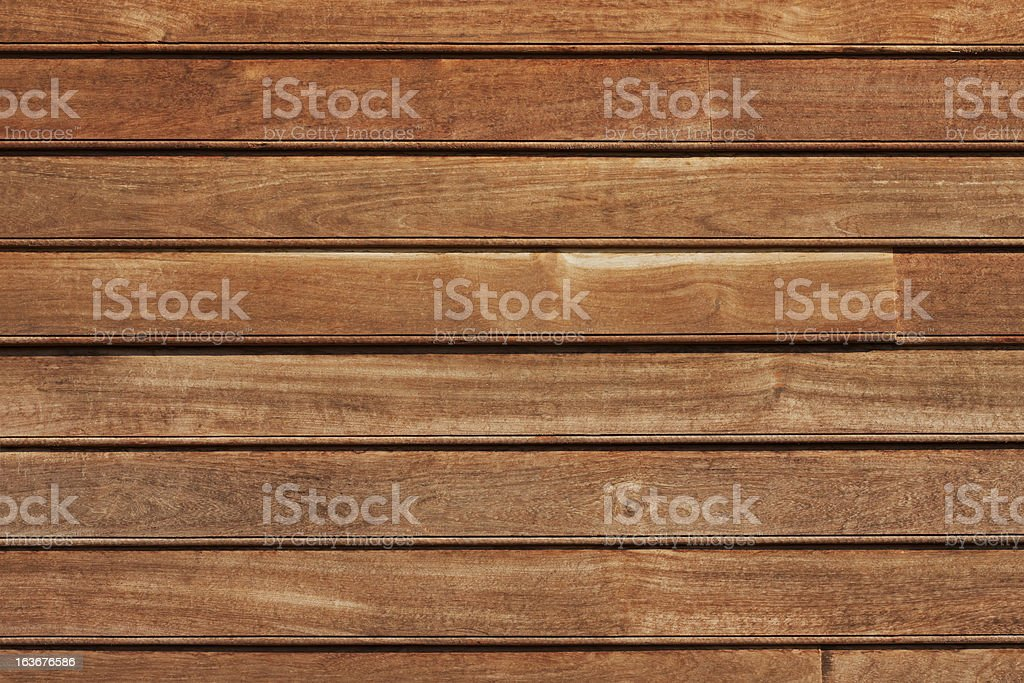 Old wooden board background. stock photo