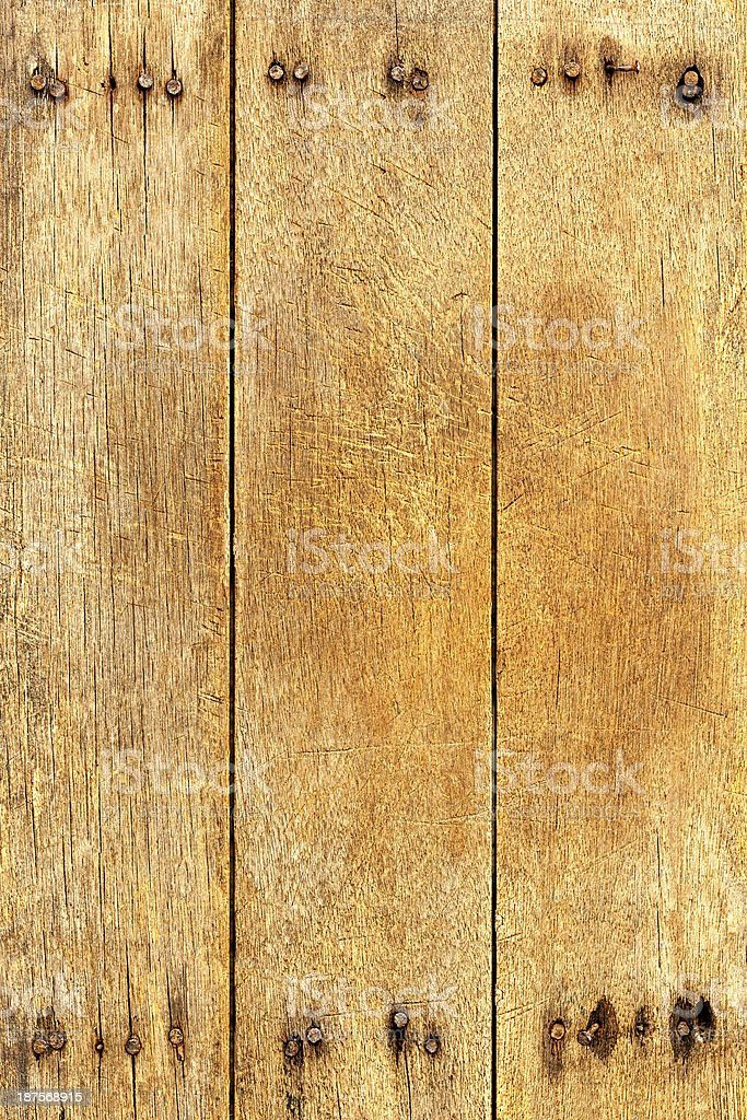 Old wooden board background. royalty-free stock photo