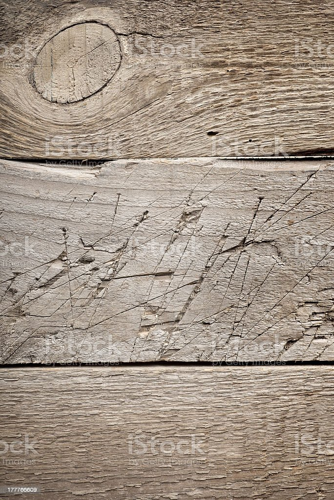 Old wooden boards royalty-free stock photo