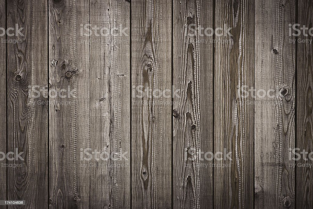 Old wooden boards, texture background stock photo