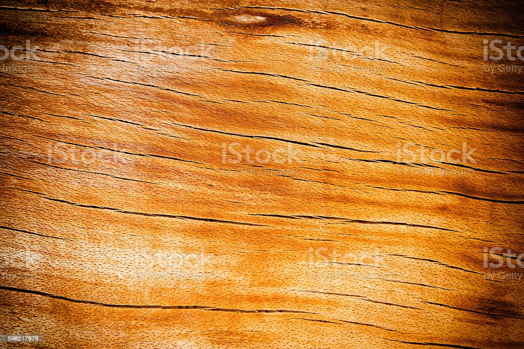 Old wooden desk texture stock photo