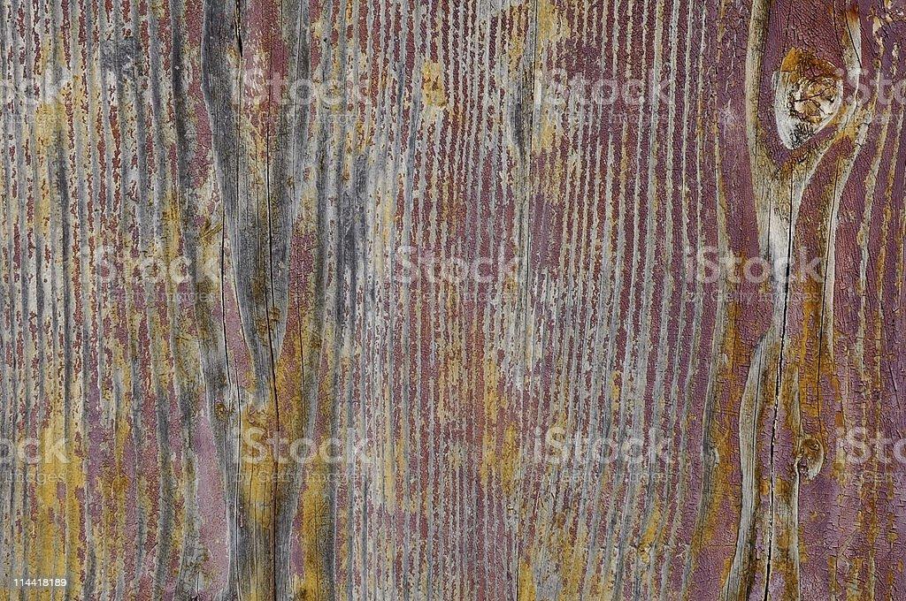 Old Wooden Door Detail stock photo