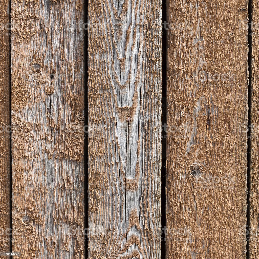 old wooden fences, fence planks as background royalty-free stock photo