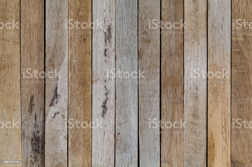Old wooden floors, background or textured stock photo