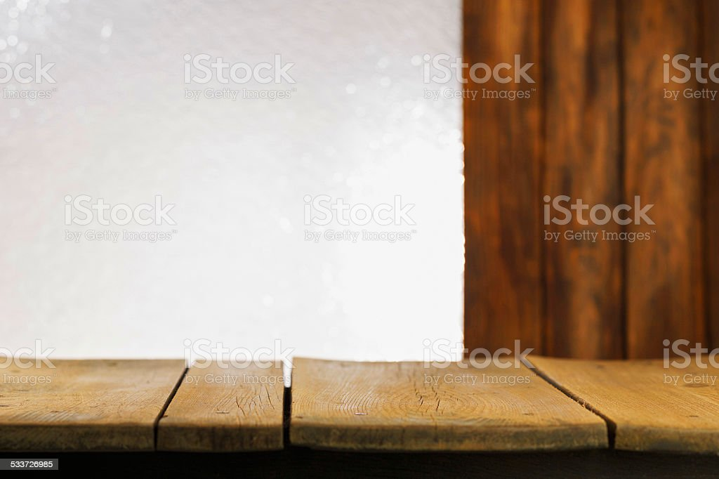 Kitchen Table Background old wooden kitchen table background stock photo 533726985 | istock