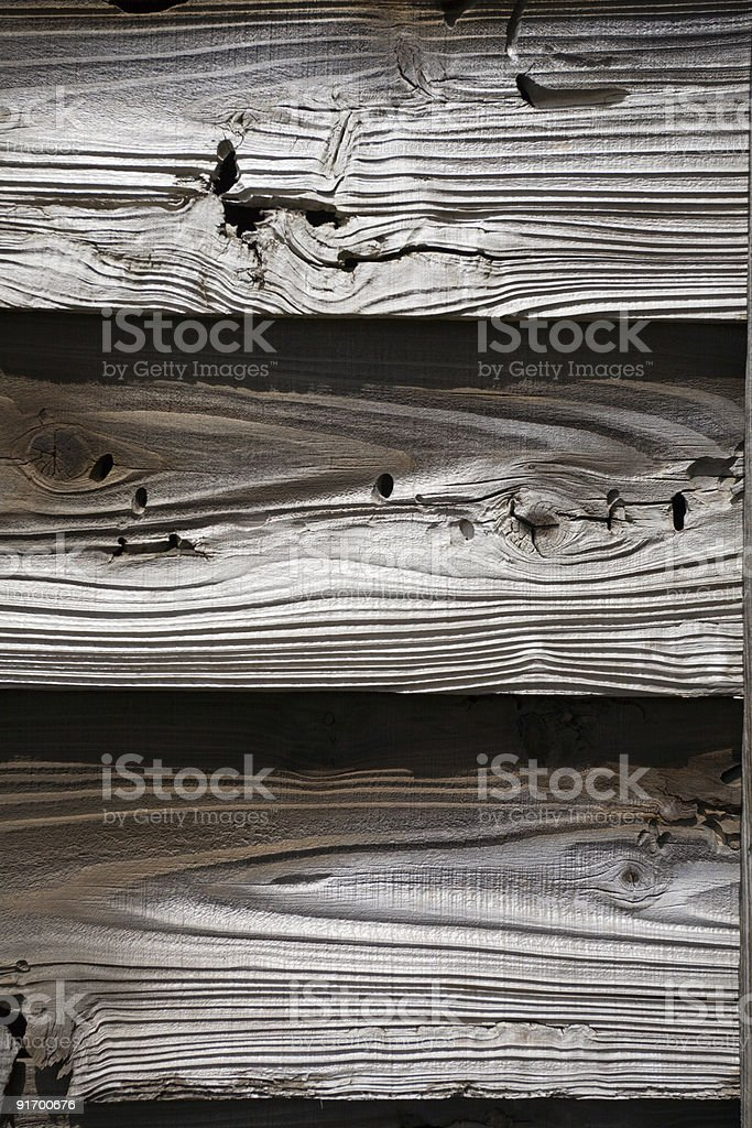 old wooden planks. royalty-free stock photo
