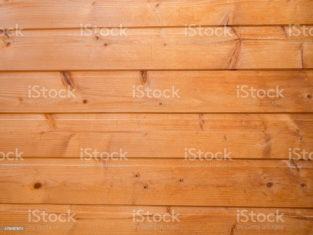 Old wooden planks wall background stock photo