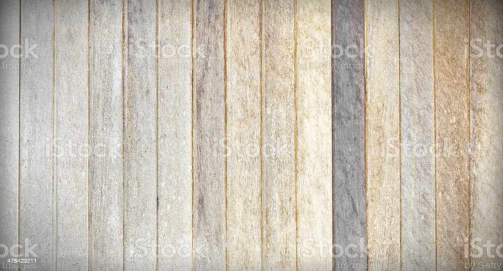 old wooden slats. stock photo