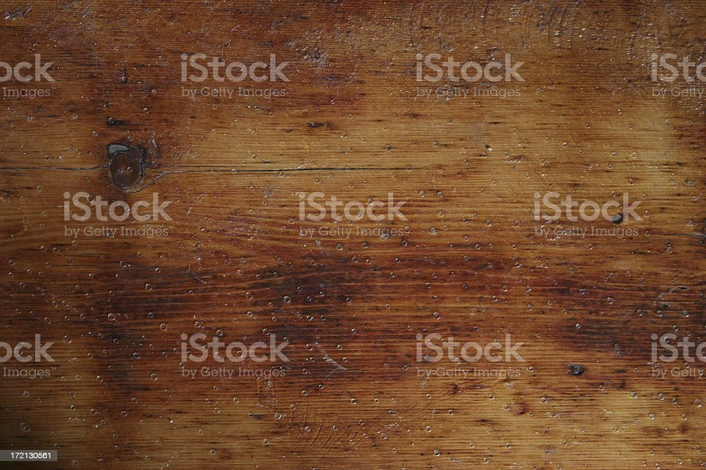 Old Woodgrain royalty-free stock photo