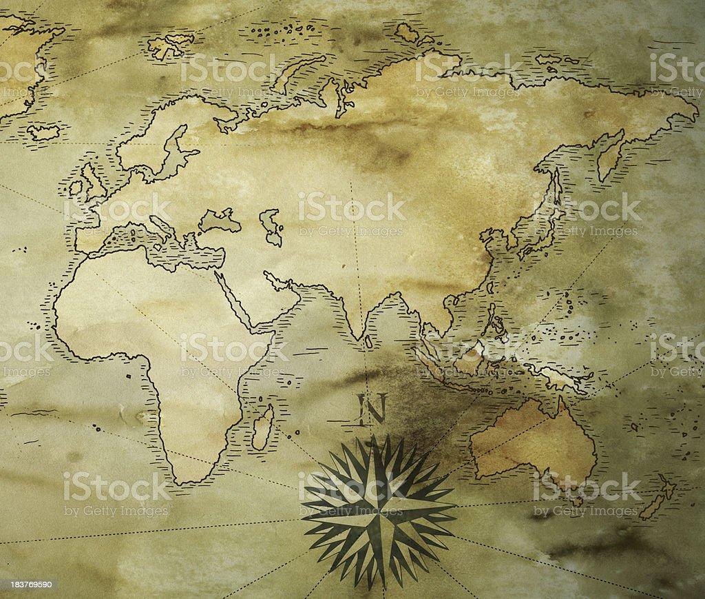 Old world royalty-free stock photo