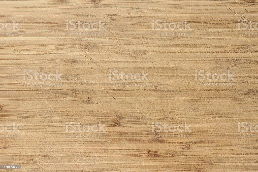 Old worn cutting board royalty-free stock photo