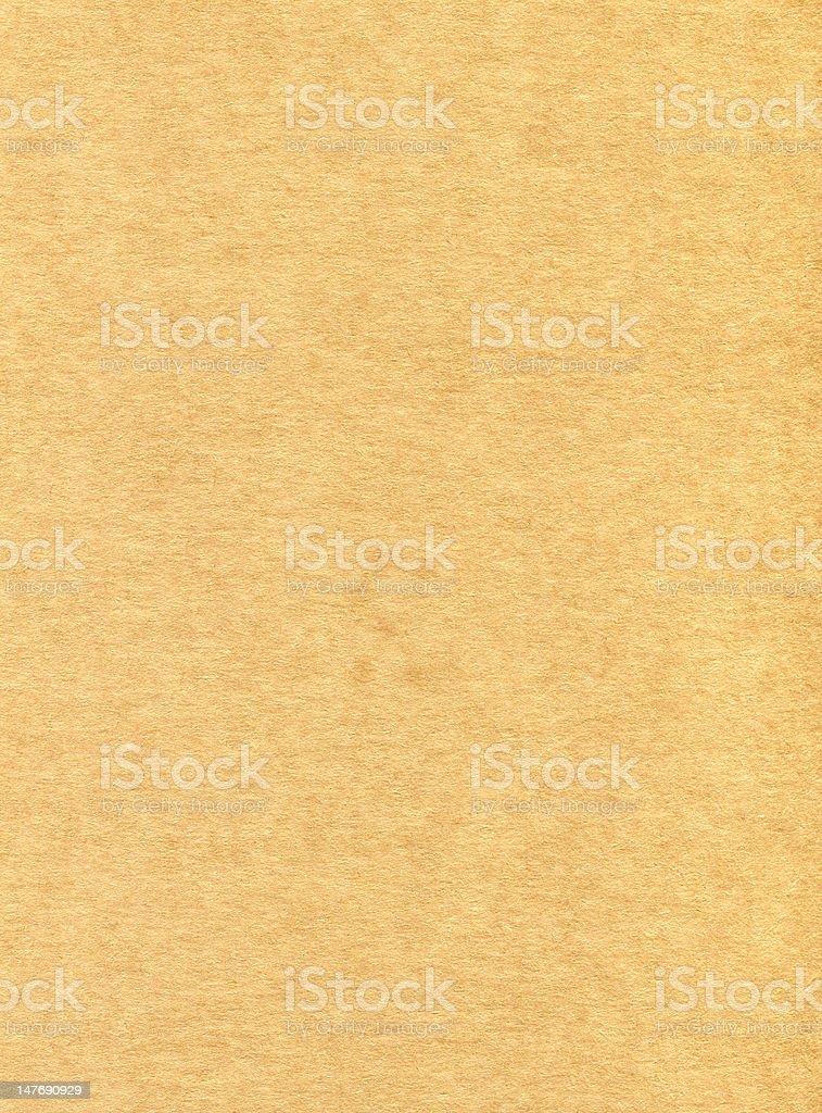 Altes Papier Hintergrund Gelb Lizenzfreies stock-foto