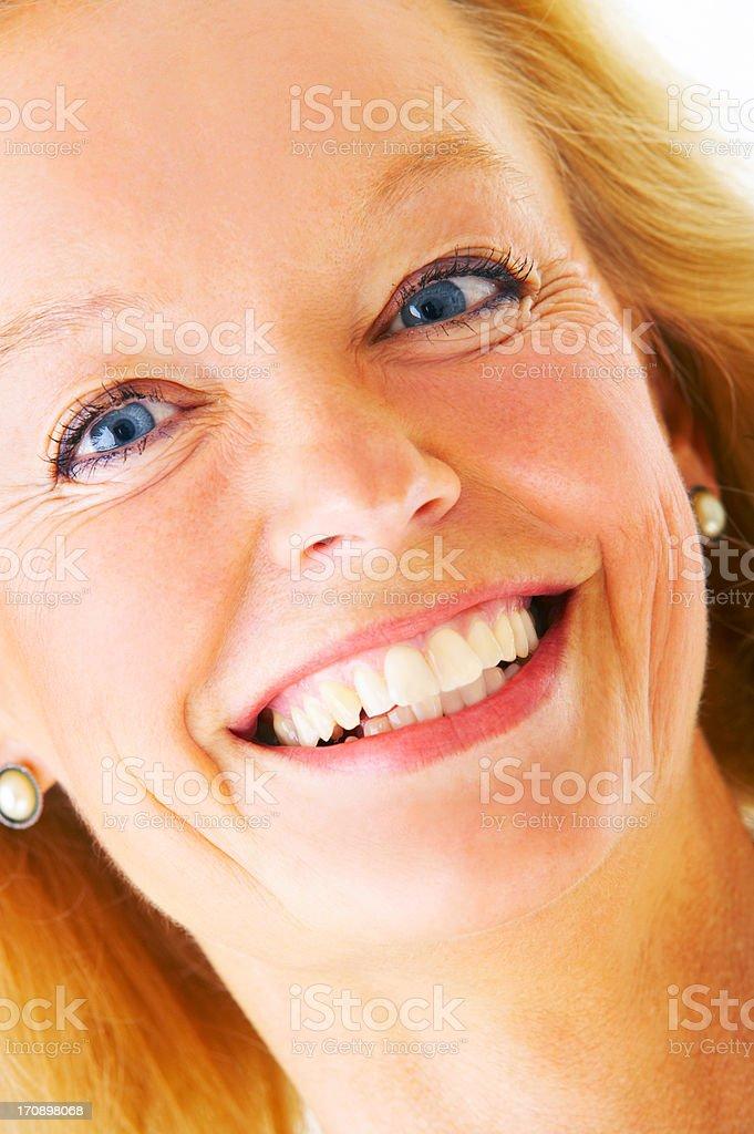 Older Businesswoman royalty-free stock photo