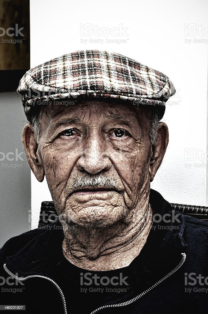 oldman stock photo