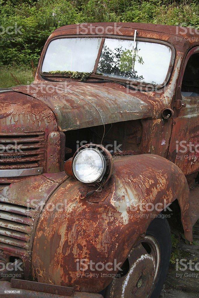 oldtimer stock photo