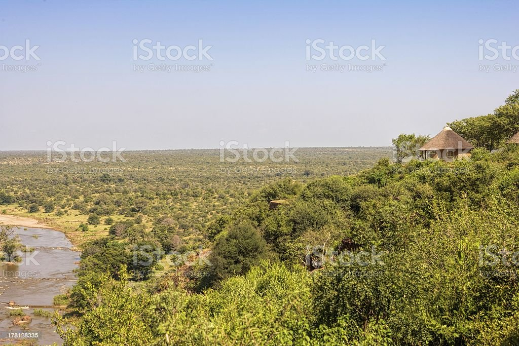 Olifants Rest Camp stock photo
