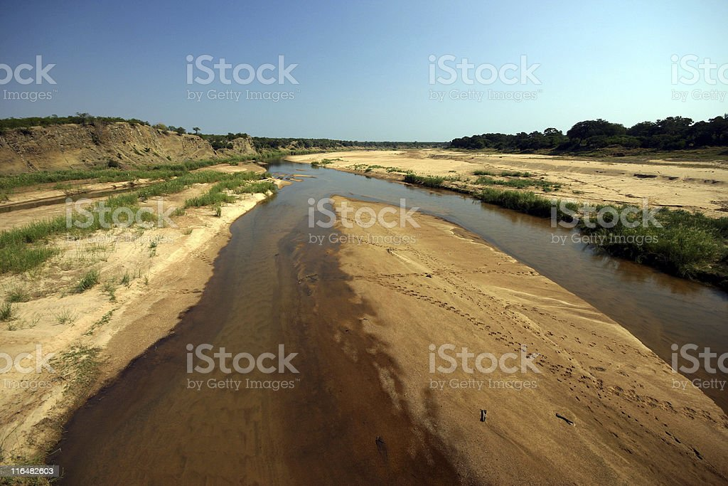 olifants river royalty-free stock photo