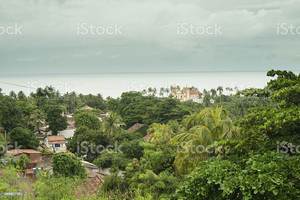 Olinda, Brazil royalty-free stock photo