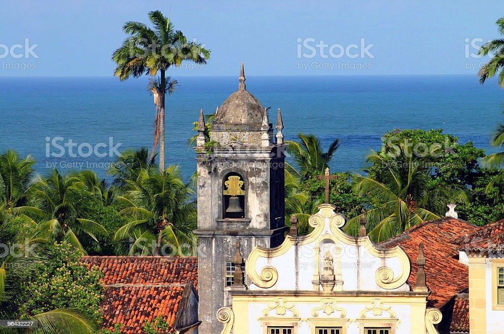 Olinda - Brazil stock photo