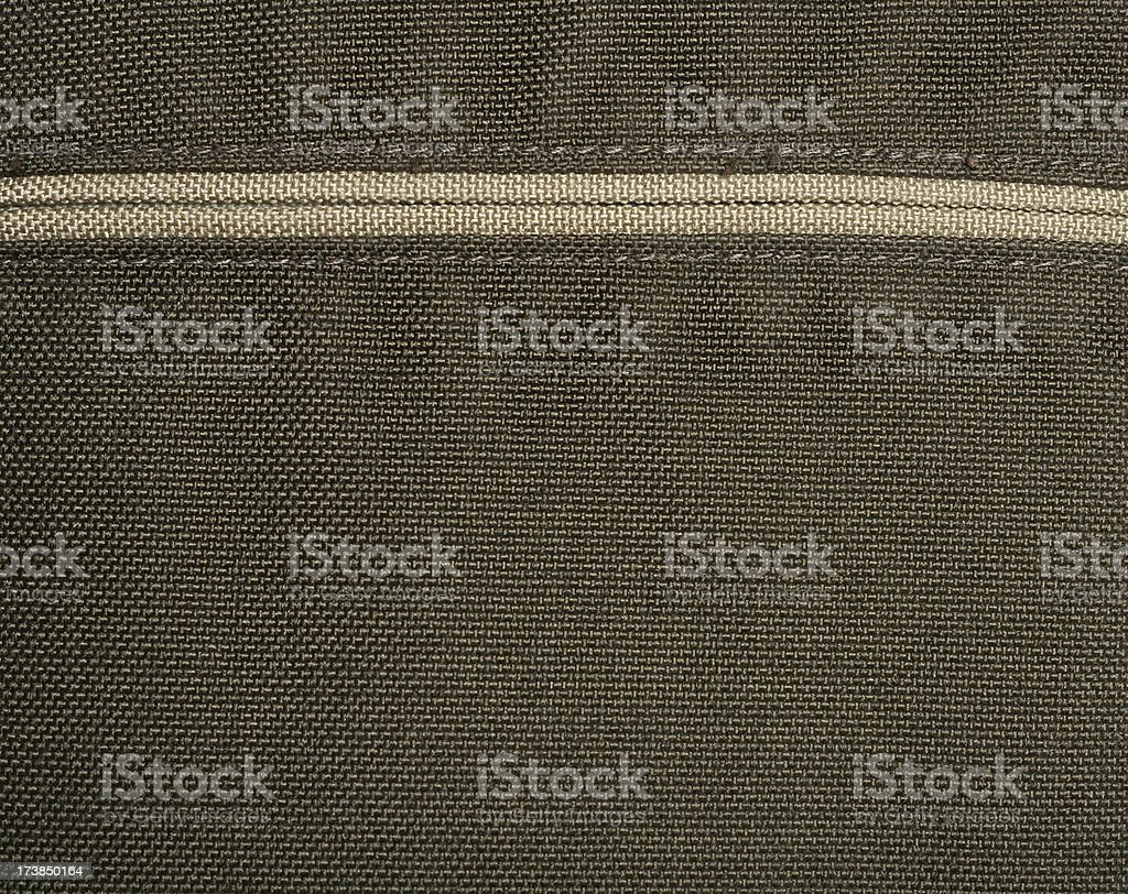 Olive Green Fabric royalty-free stock photo