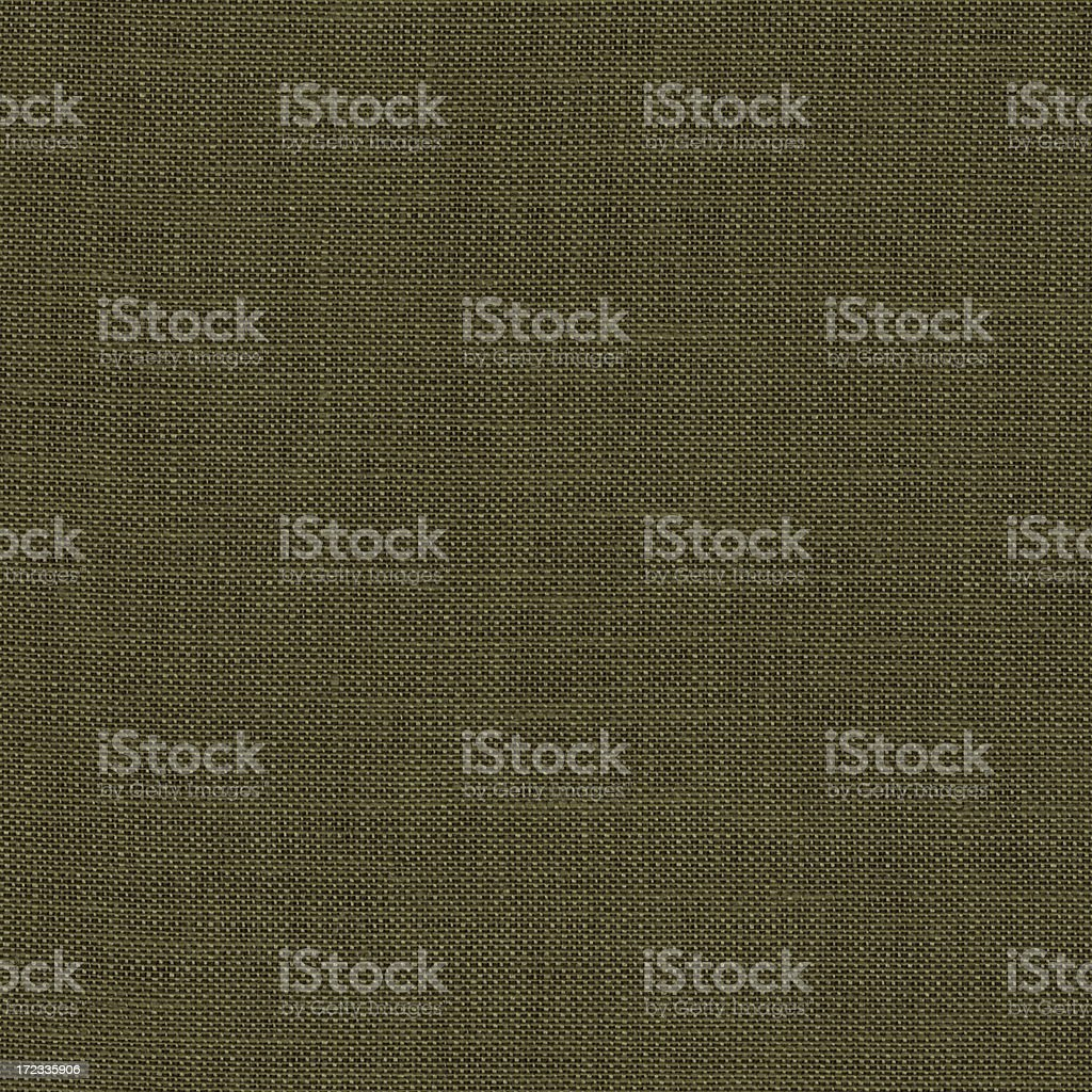 olive green linen pattern royalty-free stock photo