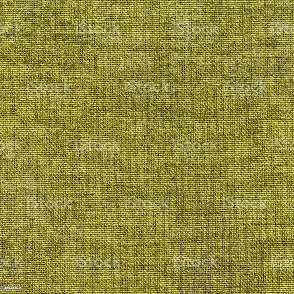 Olive Green Natural Linen royalty-free stock photo