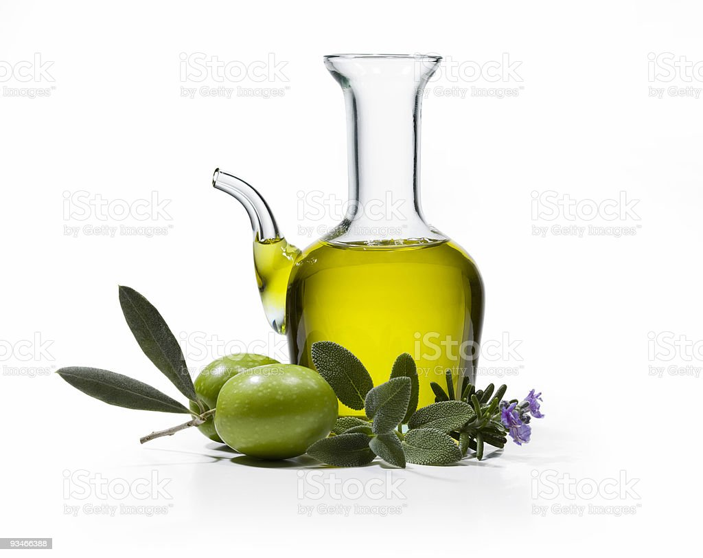olive Oil 3 royalty-free stock photo