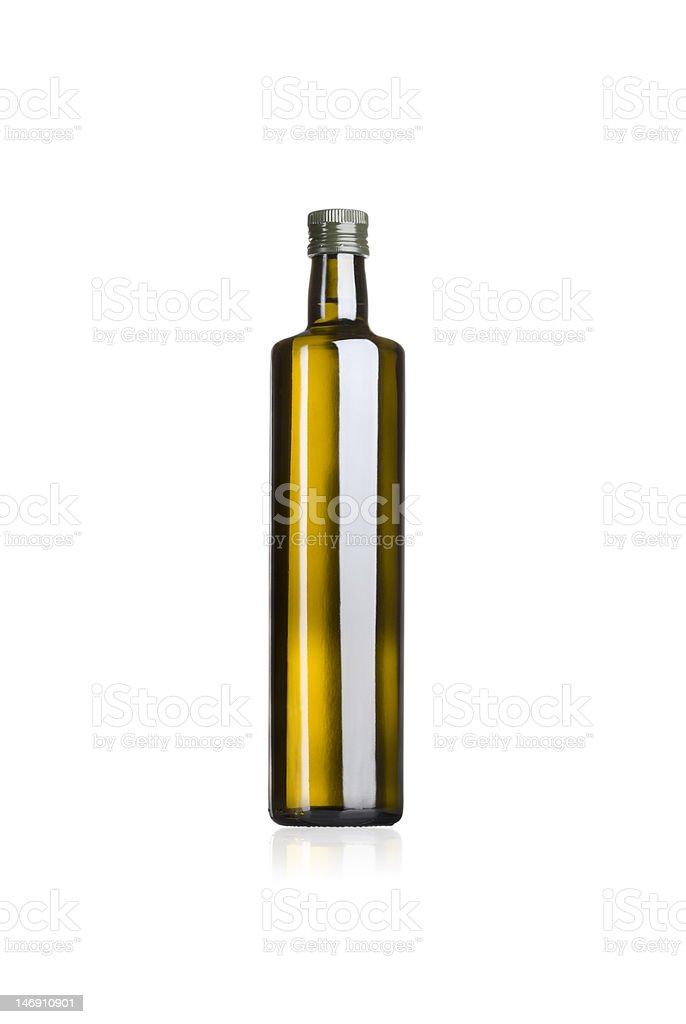 olive oil bottle royalty-free stock photo