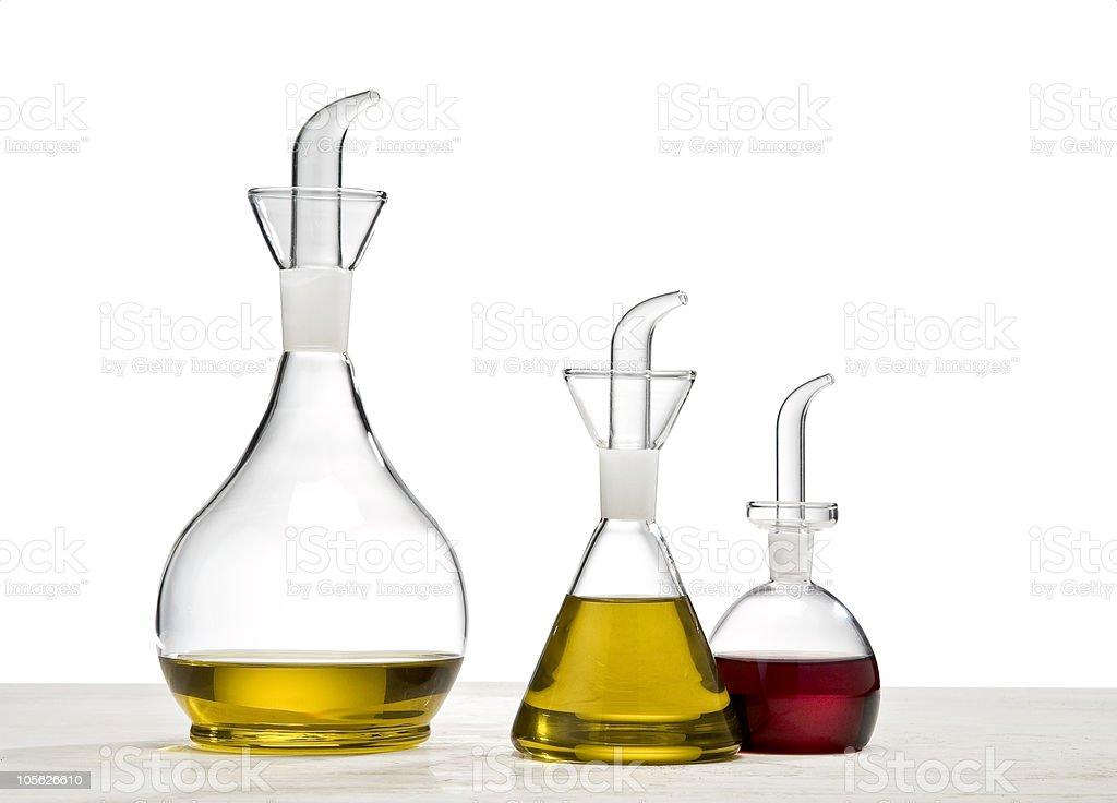 Aceite de oliva foto de stock libre de derechos