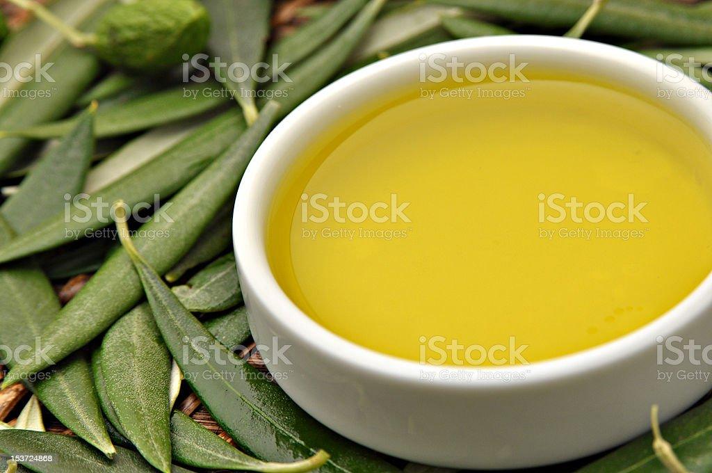 Olive Olivenöl Lizenzfreies stock-foto