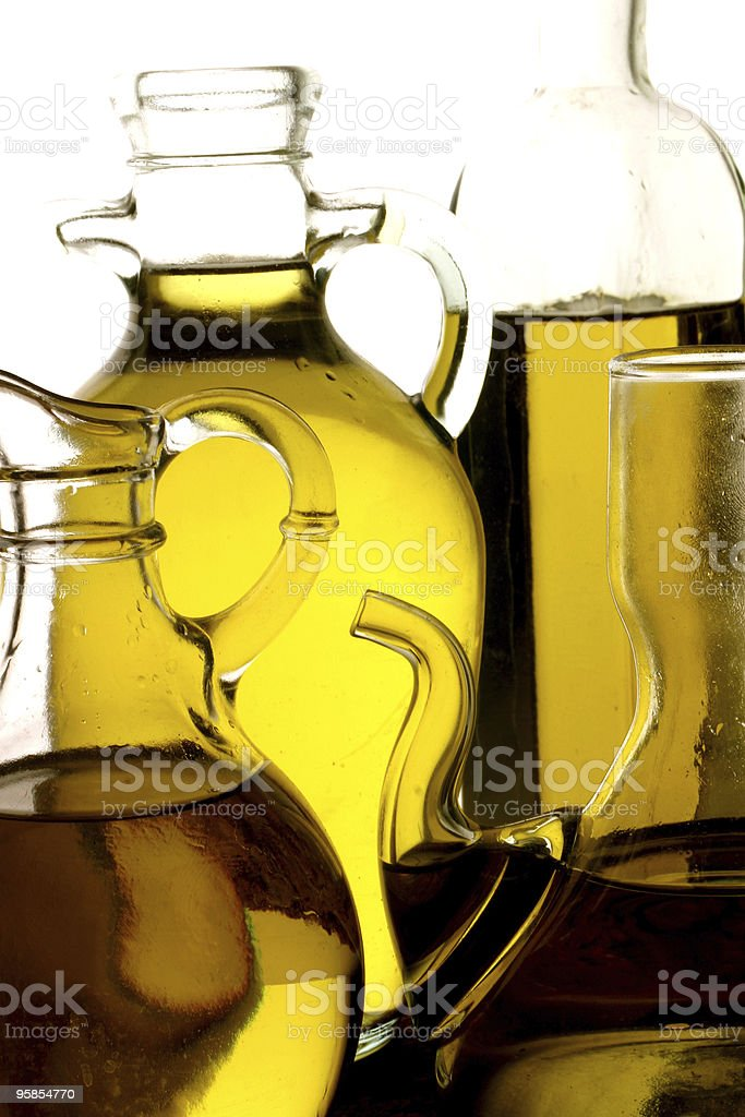 olive oil royalty-free stock photo