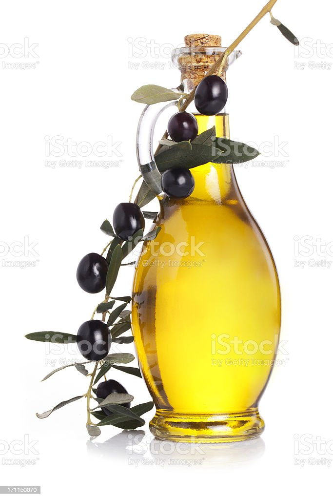 Olive oil XXXL royalty-free stock photo